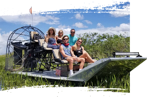 alligator tours in everglades
