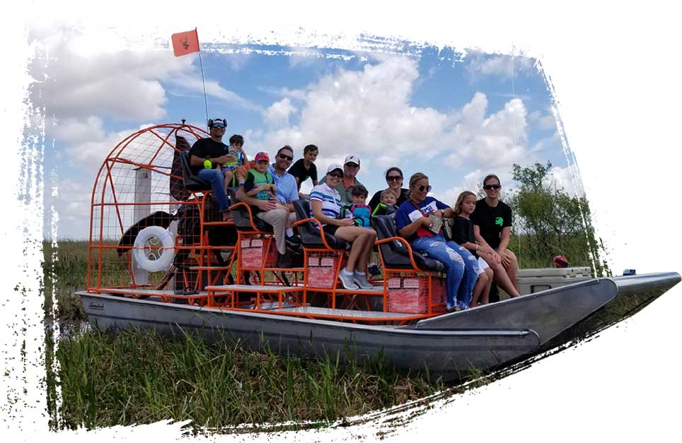 Everglades Air Boat Tours